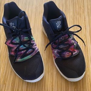 Kyrie Irving galaxy 5 basketball shoes